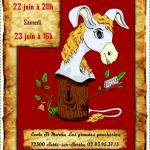 Fête de l'école Saint Martin à Sablé-sur-Sarthe (72) les 22 et 23 juin