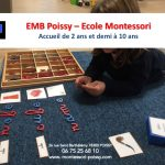 EMB Poissy - Ecole Montessori de Poissy (78)