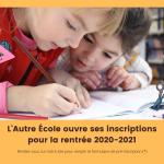 Journée d'information l'Autre Ecole (92) - Mardi 25 février à 19h
