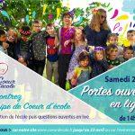 Coeur d'école (34) : Réunion publique en ligne le 25 avril 2020