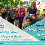 Coeur d'école (34) : Réunion publique en ligne le 13 Juin 2020